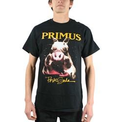 Primus - Pork Soda Mens T-Shirt In Black