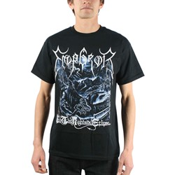Emperor - Mens In the Nightside T-shirt in Black