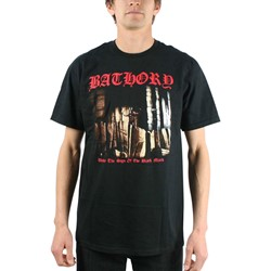 Bathory - Mens Under the Sign T-shirt in Black