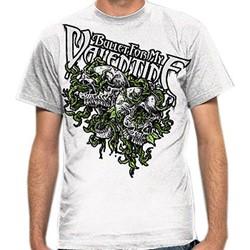 Bullet For My Valentine - Mens Vines T-Shirt In White
