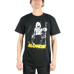 Blondie - Funtime Mens T-Shirt In Black