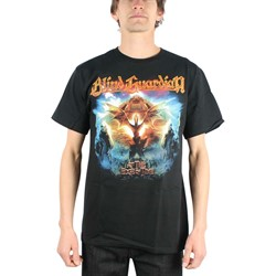 Blind Guardian - Edge Of Time - Dates Mens T-Shirt In Black