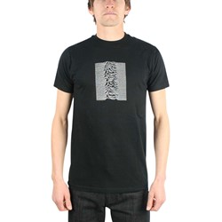 Joy Division Unknown Pleasures Fitted Jersey T-Shirt