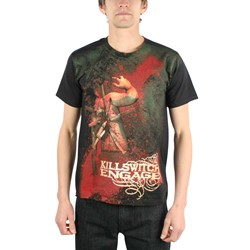 Killswitch Engage Backstabber All Over Mens T-Shirt