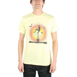 Karate Kid, The - Crane Style Mens T-Shirt In Bright Yellow Heather