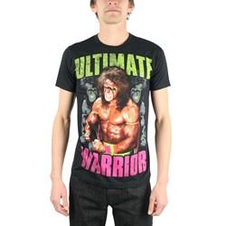 Ultimate Warrior, The - Darkness Mens Slim T-Shirt