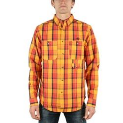 10 Deep - Mens Signature Plaid Woven In Yellow