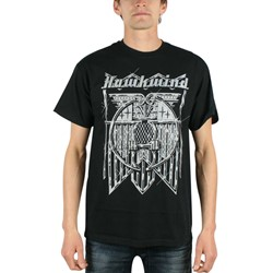 Hawkwind - Doremi Mens T-Shirt In Black