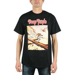 Deep Purple - Storm Bringer Mens T-Shirt In Black