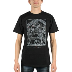Publish Brand - Mens Body & Soul T-shirt in Black