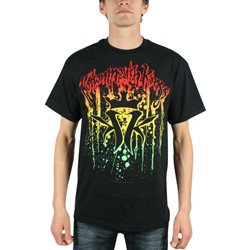 Kottonmouth Kings - Rasta Grunge Mens T-Shirt In Black
