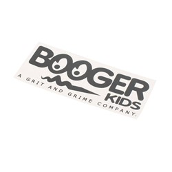 Booger Kids - Logo Sticker
