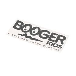 Booger Kids - Logo Sticker