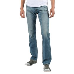 True Religion - Mens Ricky Straight Denim Jeans In Hang Em High