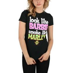 Kottonmouth Kings - Smoke Like Marley Womens T-Shirt In Black