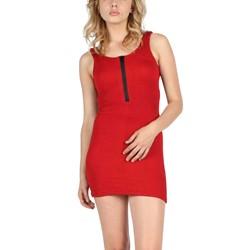 Tripp NYC Skinny Dress in Red