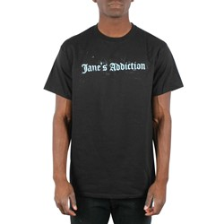 Jane's Addiction - Mens Old English T-shirt in Black