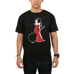 Horrorpops - Mens Elegant T-Shirt in Black