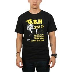 G.B.H. - Mens Catch 23 T-Shirt in Black