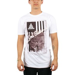 Civil - Broken Dreams Mens T-shirt in White