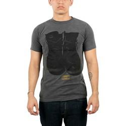 Civil - Built Tough Mens T-shirt in Dusty Black