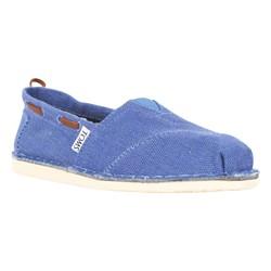 Toms - Womens Blue Burlap Bimini Shoes