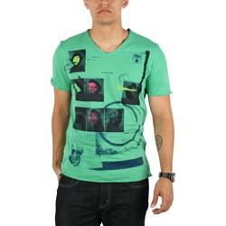 Drifter - Progression Mens T-shirt in Absinthe Green