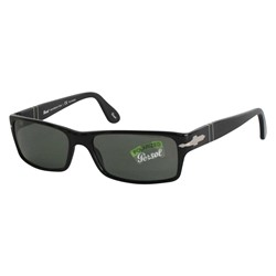 Persol - Mens Acetate Sunglasses in Black