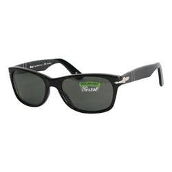 Persol - Mens Acetate Sunglasses in Black