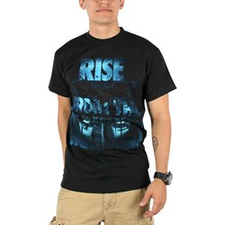 Dark Knight Rises - Mens Rise from Darkness T-Shirt in Black