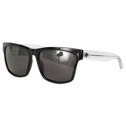 Spy - Haight Black And Crystal And Grey Sunglasses