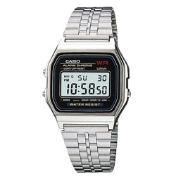 Casio -  Medium Digital Watch in Silver