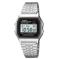 Casio -  Medium Digital Watch in Silver