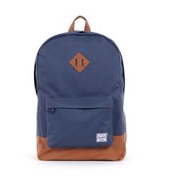 Herschel Supply Co. - Heritage Backpack in Navy  / Tan