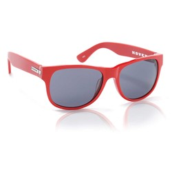 Hoven - Big Risky Sunglasses In Red/Grey