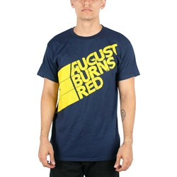 August Burns Red - Stripes Mens T-Shirt