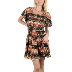 Jack BB Dakota - Andre YUKATEC Printed Rayon Crepon Dress