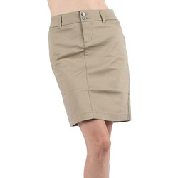 Dickies Girl - Juniors Uni Double Button Skirt