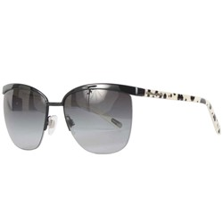 Dolce and Gabbana - Womens Metal Sunglasses in Black 0DG2104