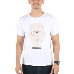 Bloom Fest Mens T-shirt in White
