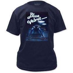 Blue Velvet - Mens Pool Table T-Shirt in Navy