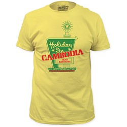 Dead Kennedys Holiday In Cambodia Adult T-Shirt