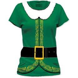 Impact Originals - Womens Elf Tunic in Kelly Green
