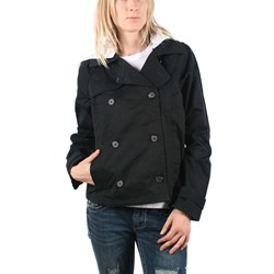 Hurley - Womens Watson Trench Coat