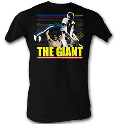 Andre The Giant - Mens Giant F T-Shirt In Black