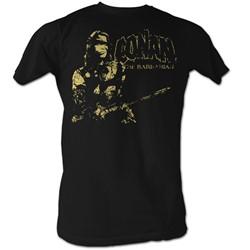Conan The Barbarian - Mens The Man! T-Shirt In Black