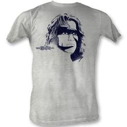 Conan The Barbarian - Mens Sketch Drama T-Shirt In Gray Heather