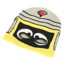 Volcom - Yo Gabba Gabba Facemask in Yellow