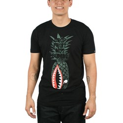 Fyasko - Mens Delicious Napalm(Fruit Not Bombs) T-Shirt in Black
