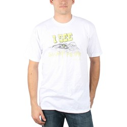 Swamp People - I See Swamp People Adult T-Shirt In White